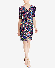 Lauren Ralph Lauren Printed Dress