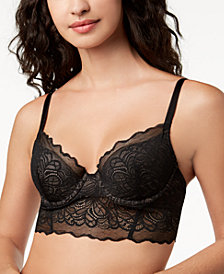 b.tempt'd Undisclosed Sheer Lace Bralette 959257