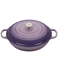 Le Creuset Signature Enameled Cast Iron 5 Qt. Braiser