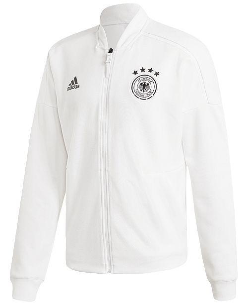 c3255b6bccf8 adidas Men s Germany Soccer Track Jacket   Reviews - Coats ...
