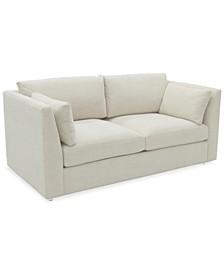 Kala 74'' Fabric Apartment Sofa
