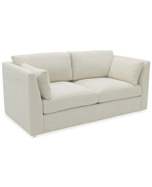 Furniture Kala 74'' Fabric Apartment Sofa