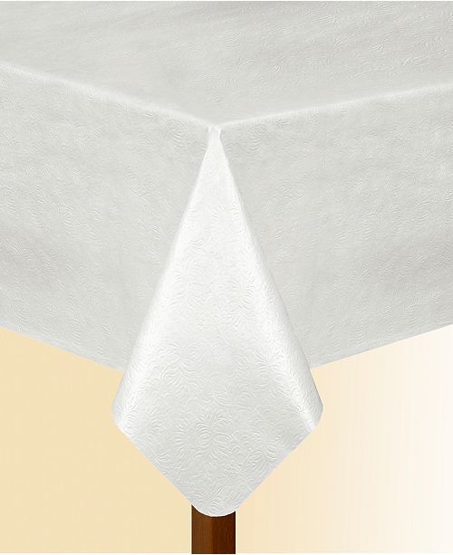 Elrene Table Pad Collection Table Linens Dining Entertaining - Table pads cut to fit