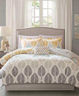 Central Park 7-Pc. Twin Comforter Set