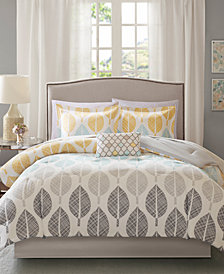 Madison Park Essentials Central Park 9-Pc. Comforter Sets
