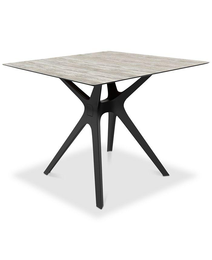 Furniture - Vela Side Table, Quick Ship