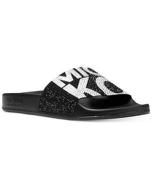 Michael Kors Women's Gilmore Slide Sandal V6j6oxl5
