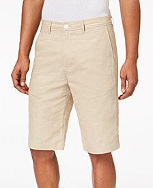 Sean John Men's Linen Shorts, Created for Macy's