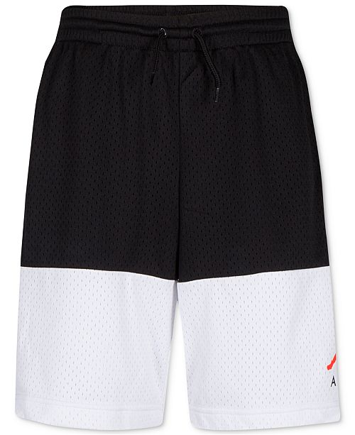 c7712346c546 Jordan Little Boys Jumpman Air GFX Mesh Shorts   Reviews - Shorts ...