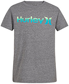 Hurley Big Boys Graphic-Print Cotton T-Shirt