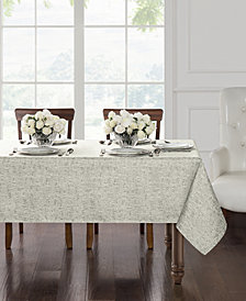 Waterford Monroe Collection Gray Table Linens
