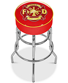 Fire Fighter Stool, Quick Ship