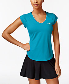 NikeCourt Pure Dri-FIT Tennis Top