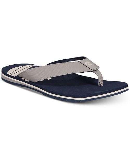 fe2fdef4787b Timberland Men s Flip-Flop Sandals   Reviews - All Men s Shoes - Men ...
