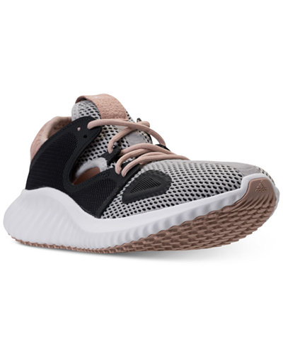 adidas Women's Run Lux Clima Running Sneakers from Finish Line