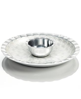 Serveware, Fluted Chip and Dip