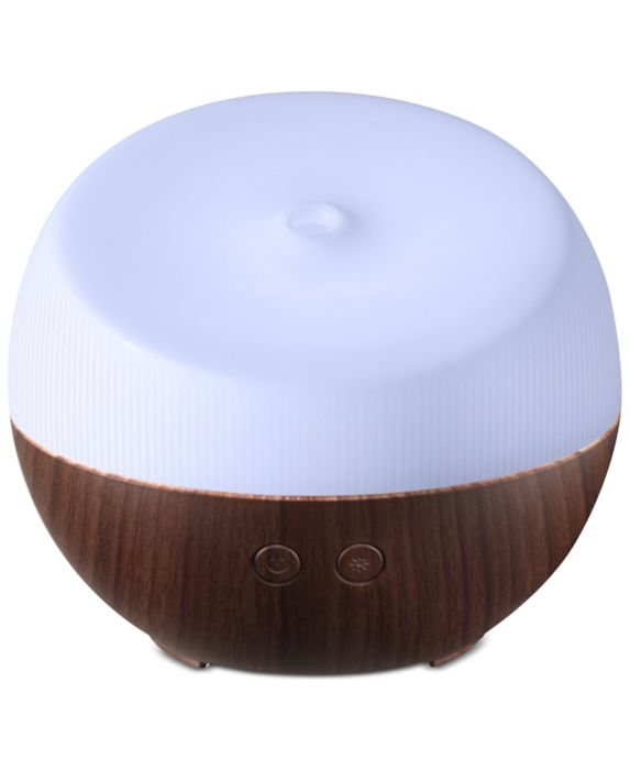 HoMedics Ellia Dream Ultrasonic Aroma Diffuser, Brown
