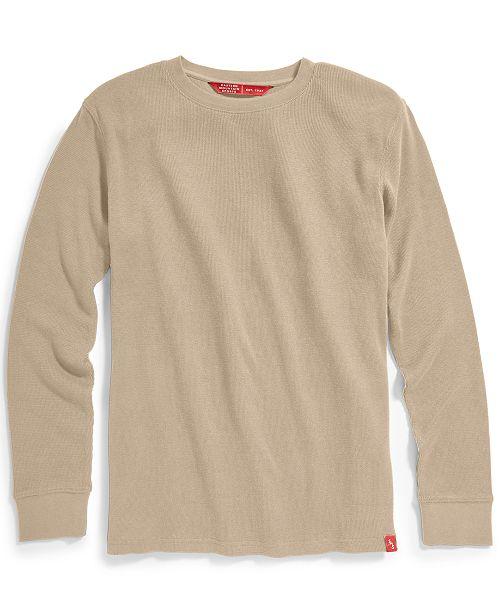 Eastern Mountain Sports EMS® Men's Rowan Waffle Crew Long-Sleeve Shirt