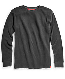 EMS® Men's Rowan Waffle Crew Long-Sleeve Shirt