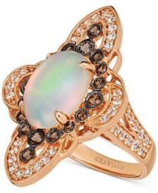 Multi-Gemstone Ring (4-1/2 ct. t.w.) in 14k Rose Gold