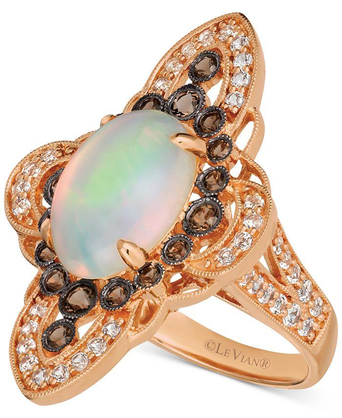 Le Vian - Multi-Gemstone Ring (4-1/2 ct. t.w.) in 14k Rose Gold