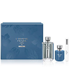 Prada Men's 3-Pc. L'Homme L'Eau Gift Set