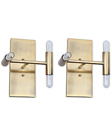 Safavieh Set of 2 Edana Wall Sconces