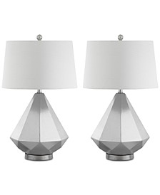 Set of 2 Twain Table Lamps