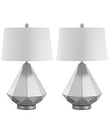 Safavieh Set of 2 Twain Table Lamps