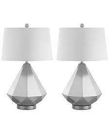 Safavieh Set of 2 Twain Table Lamps