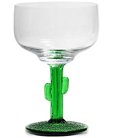 Home Essentials Cactus Margarita Glass
