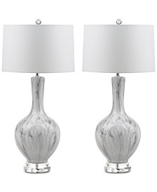 Safavieh Set of 2 Griffith Table Lamps