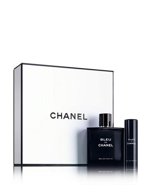 Chanel Eau De Parfum Gift Set Reviews All Perfume Beauty Macys
