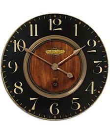 """Alexandre Martinot 30"""" Clock"""