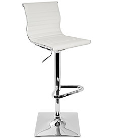 Master Adjustable Bar Stool, Quick Ship