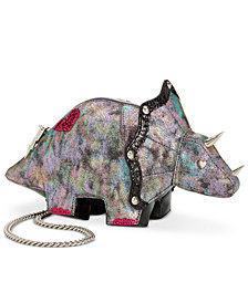 Betsey Johnson You're The Top Dino Crossbody