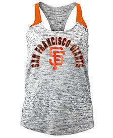 5th & Ocean Women's San Francisco Giants Space Dye Tank