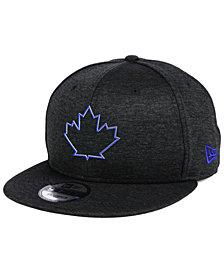 New Era Toronto Blue Jays Clubhouse Jersey Pop 9FIFTY Snapback Cap