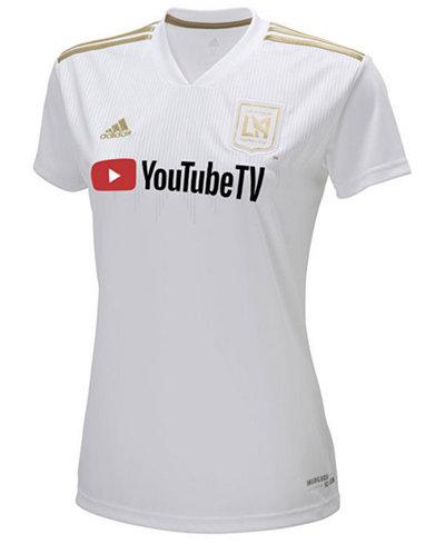 adidas Women's Los Angeles Football Club Secondary Replica Jersey