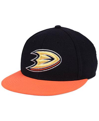 adidas Anaheim Ducks Basic Fitted Cap