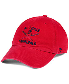 '47 Brand St. Louis Cardinals Axis CLEAN UP Cap