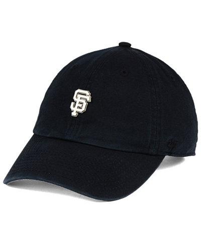 '47 Brand San Francisco Giants Hardware CLEAN UP Cap