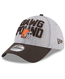 New Era Cleveland Browns Draft 39THIRTY Cap