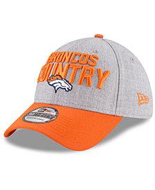 New Era Denver Broncos Draft 39THIRTY Cap
