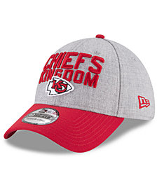 New Era Kansas City Chiefs Draft 39THIRTY Cap