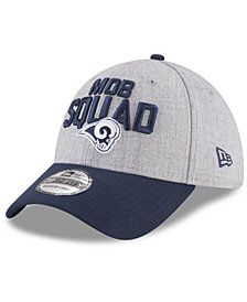 New Era Los Angeles Rams Draft 39THIRTY Cap