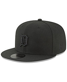 New Era Detroit Tigers Blackout 59FIFTY FITTED Cap