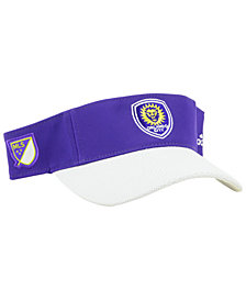 adidas Orlando City SC Authentic Visor