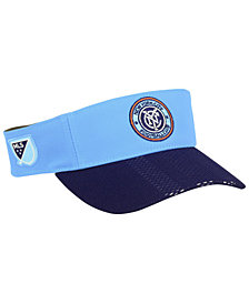 adidas New York City FC Authentic Visor