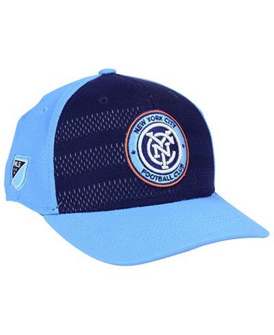 adidas New York City FC Authentic Flex Cap